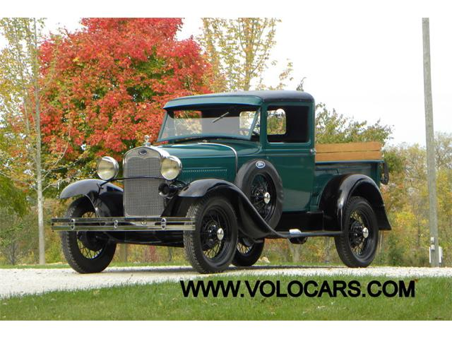 1930 Ford Model A | 912872