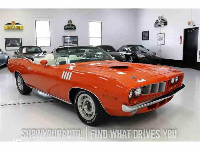 1971 Plymouth Cuda 'Cuda | 912878