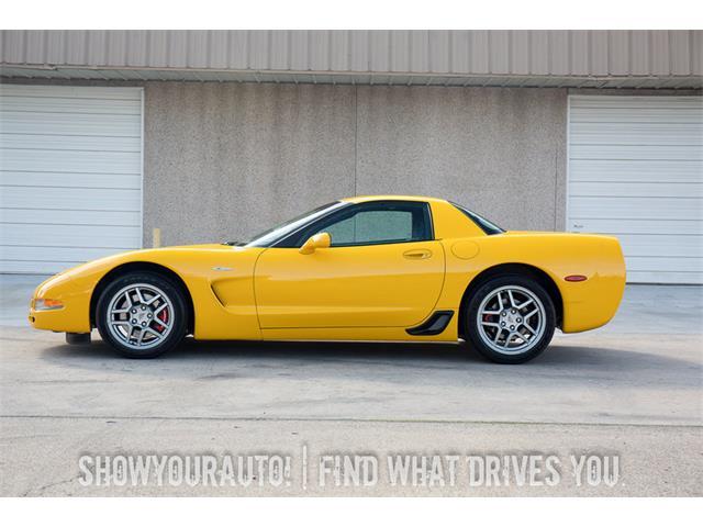 2002 Chevrolet Corvette Corvette Z06 | 912879