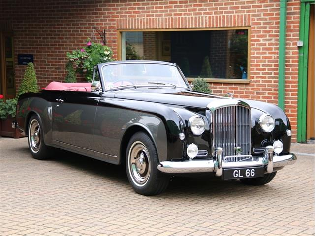1958 Bentley S1 Continental Park Ward RHD Drophead | 910288