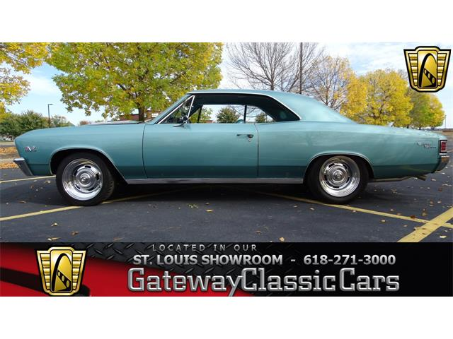 1967 Chevrolet Chevelle | 912881