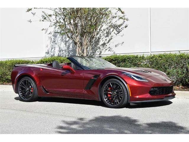 2016 Chevrolet Corvette | 912886
