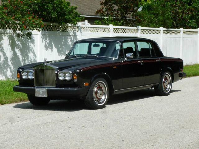 1979 Rolls-Royce Silver Shadow | 912887