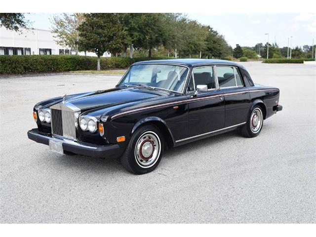 1979 Rolls-Royce Silver Shadow | 912887