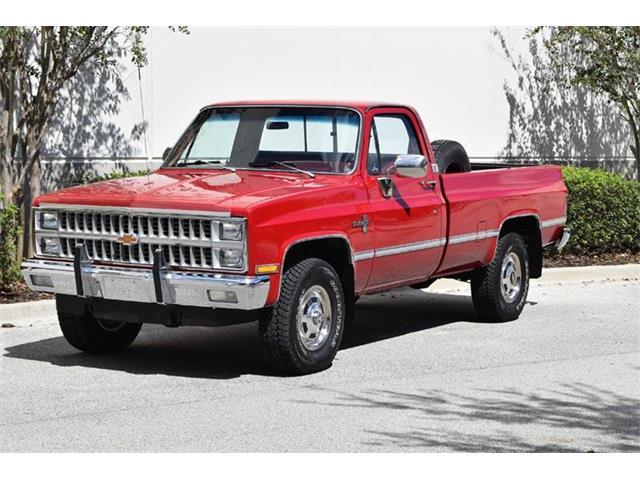 1982 Chevrolet C/K 20 | 912889