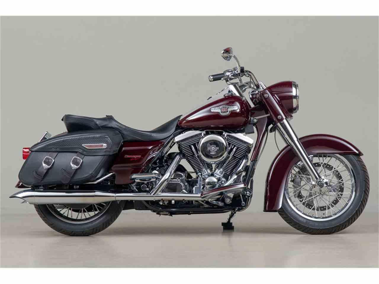 1998 Harley Davidson Road King Anniversary Sale Classiccars Cc 912891