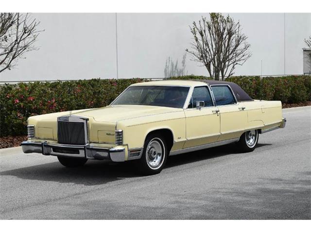 1977 Lincoln Continental | 912892