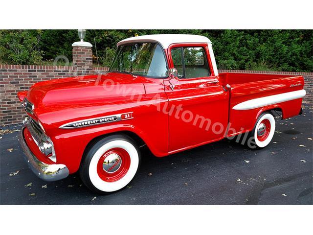 1959 Chevrolet Apache | 912895