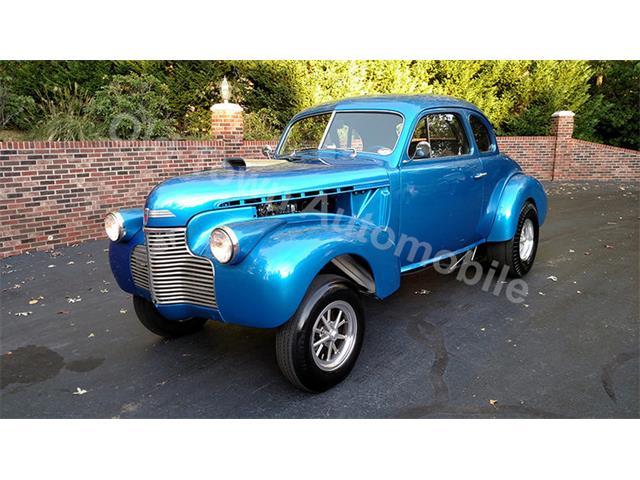 1940 Chevrolet Deluxe Gasser | 912896