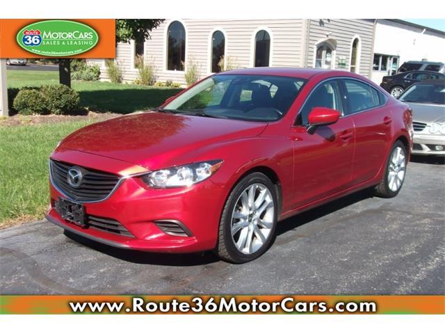 2014 Mazda Mazda6 | 910290