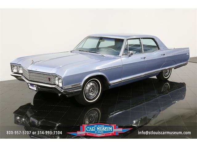 1966 Buick Electra 225 Thin-pillar Sedan | 912902