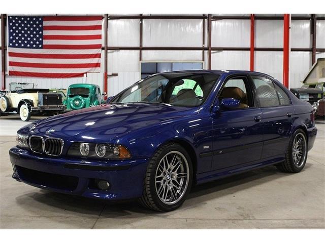 2002 BMW M5 | 912903