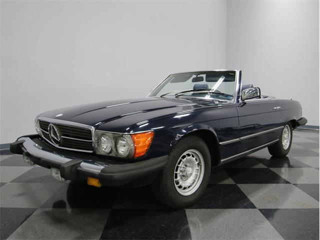 1983 Mercedes-Benz 380SL | 910292