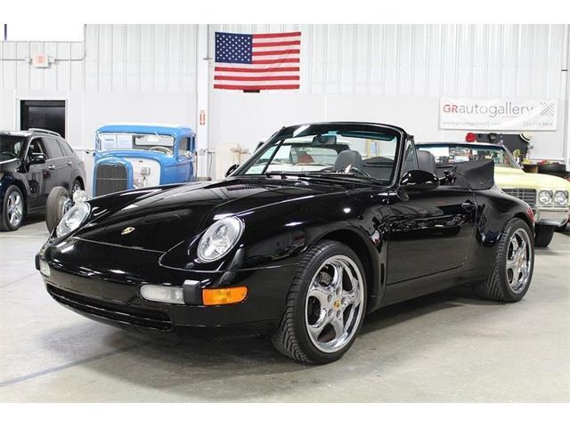 1998 Porsche 911 Carrera | 912925