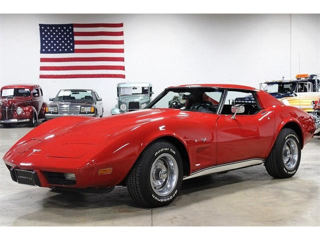 1977 Chevrolet Corvette For Sale On Classiccars Com 37