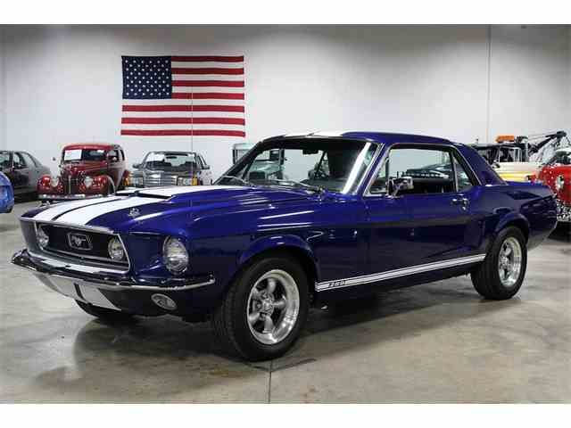 1968 Ford Mustang | 912928