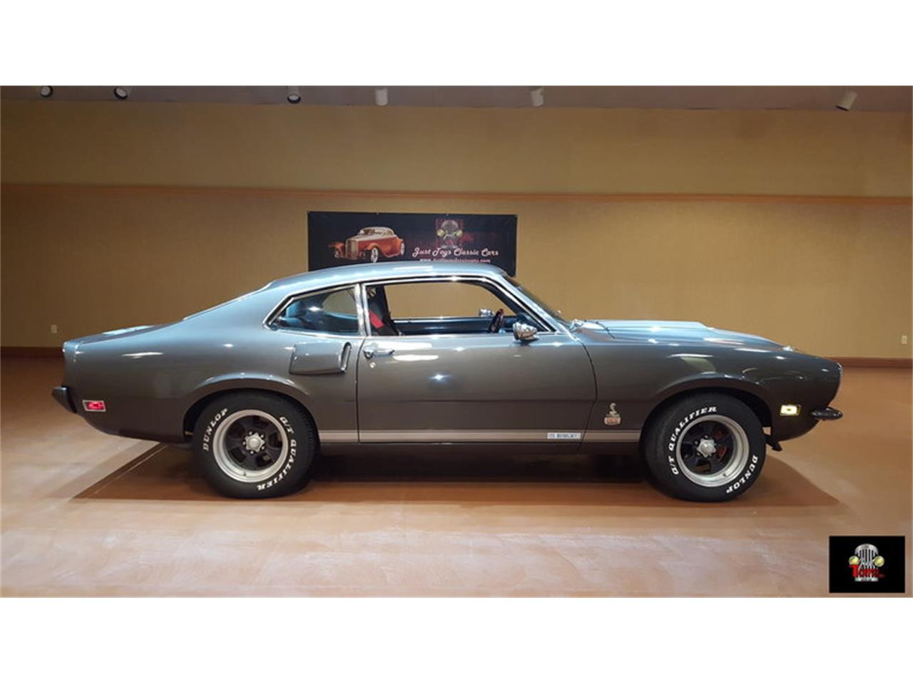 1974 Ford Maverick 1973 Ford Maverick Shelby Tribute For