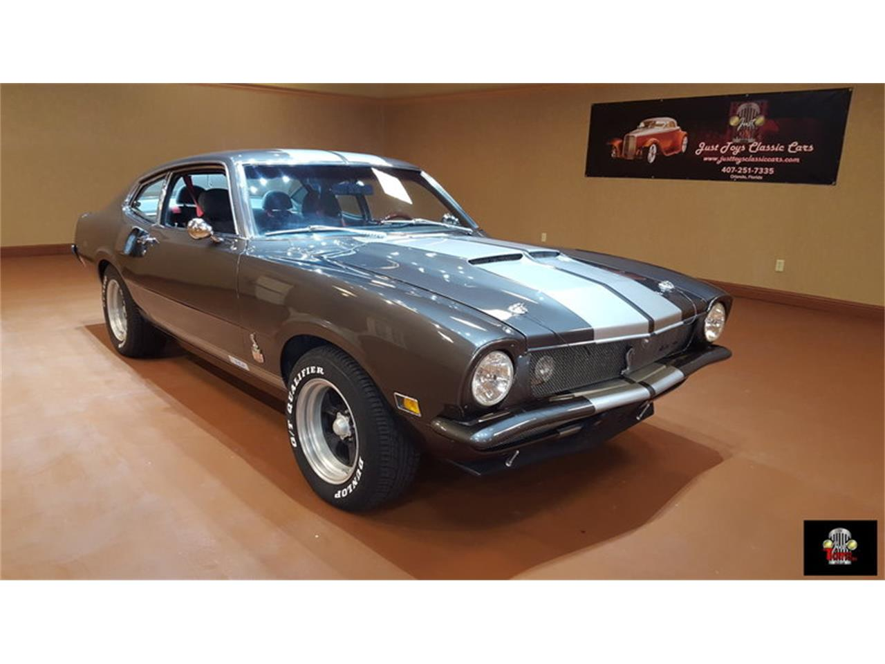 Shelby Ford Trucks >> 1973 Ford Maverick Shelby Tribute for Sale | ClassicCars.com | CC-912930