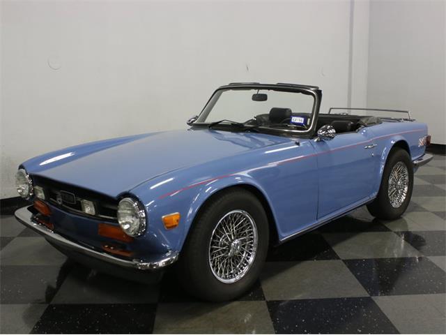 1974 Triumph TR6 | 912932