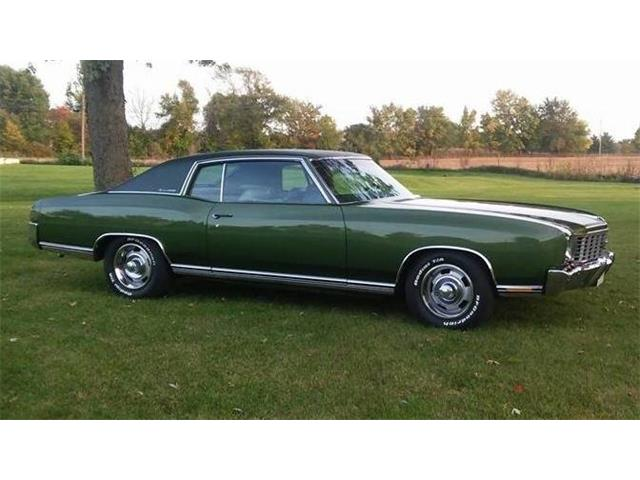 1972 Chevrolet Monte Carlo | 912934