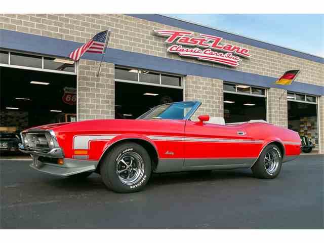 1972 Ford Mustang | 912944