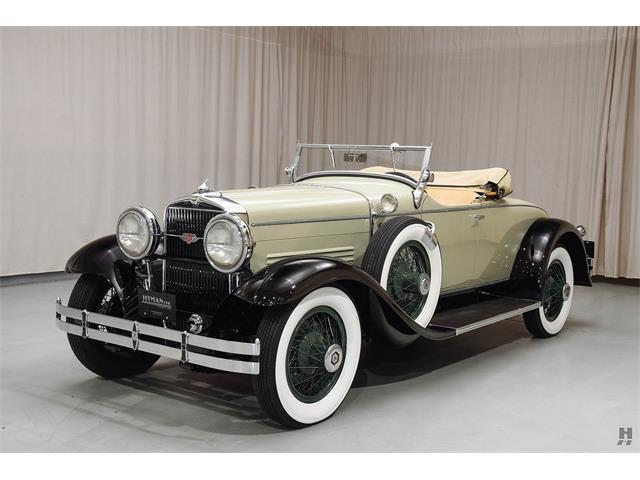1929 Stutz Blackhawk   912949