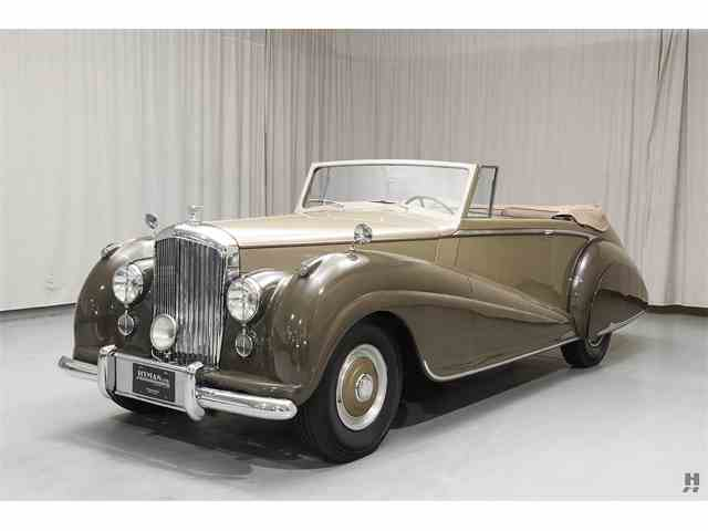 1952 Bentley Mark VI | 912950
