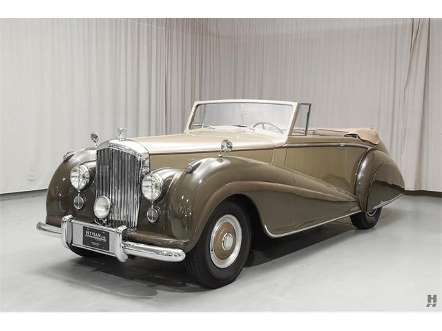 1952 Bentley Mark VI   912950