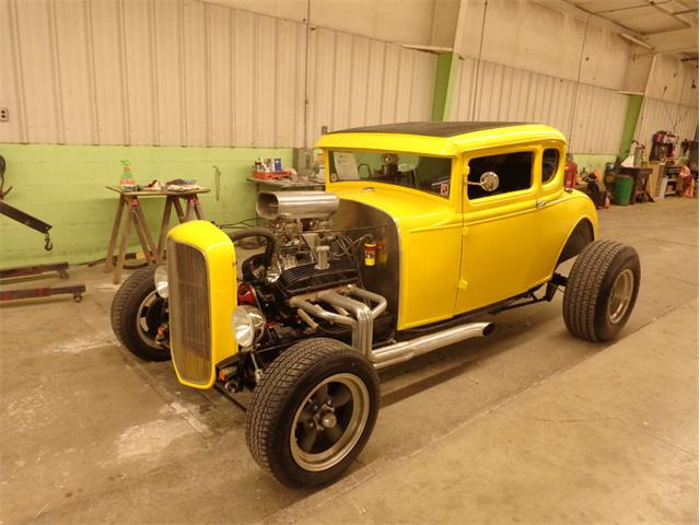 1929 Ford 5-Window Coupe | 912953