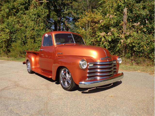 1950 Chevrolet 5-Window Pickup | 912955