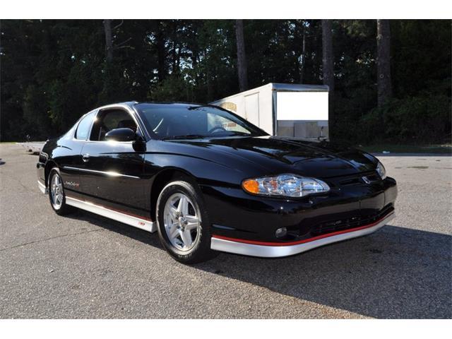 2002 Chevrolet Monte Carlo Dale Earnhardt Edition | 912959