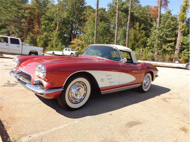 1961 Chevrolet Corvette | 912961