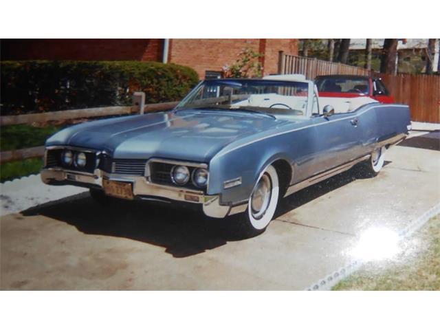 1967 Oldsmobile 98 Deluxe | 912963