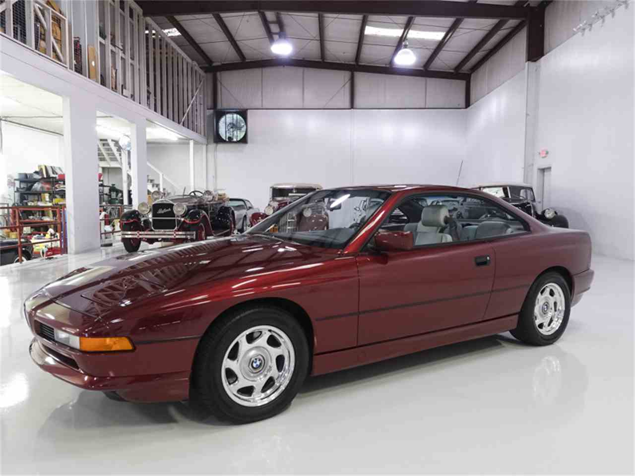 1991 Bmw 850 For Sale
