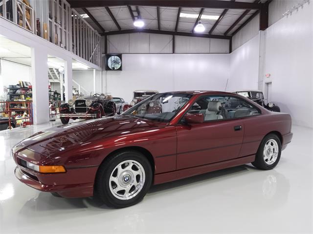 1991 BMW 850   912973