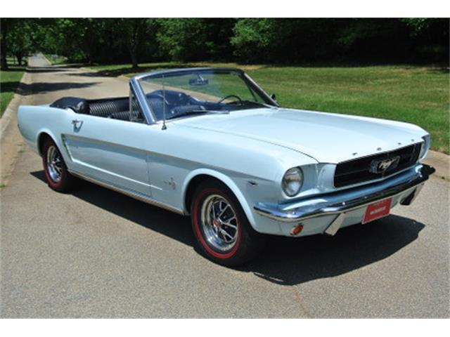 1965 Ford Mustang | 912974