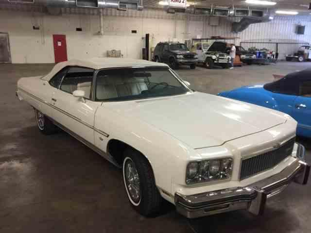 1975 Chevrolete Caprice classic | 912986