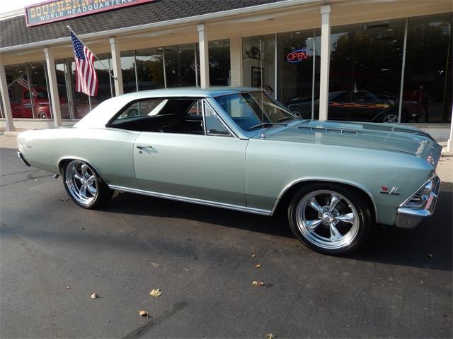 1966 Chevrolet Chevelle SS | 912993
