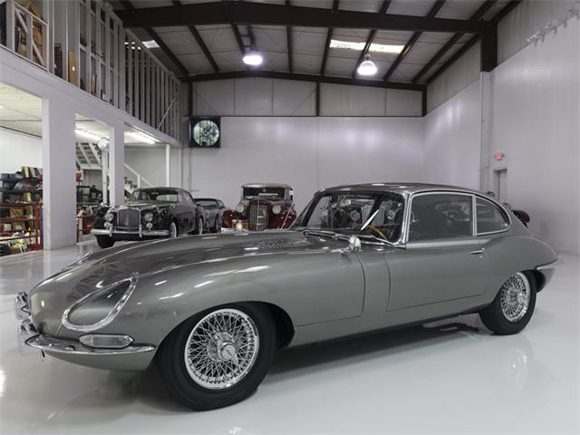 1967 Jaguar E-Type Series I 4.2 2+2 Coupe | 913008
