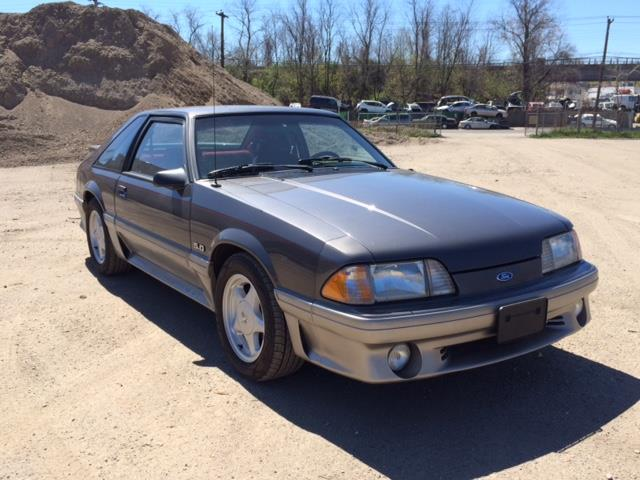 1991 Ford Mustang | 913009
