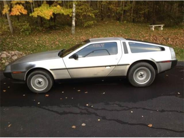 1982 DeLorean DMC-12 | 910301