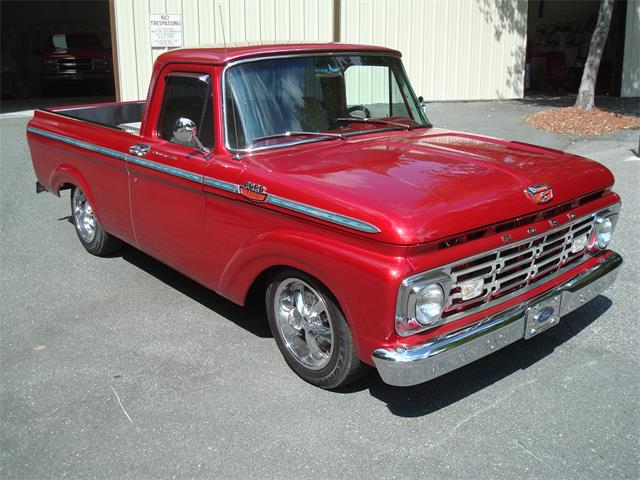 1963 Ford F100 | 913012