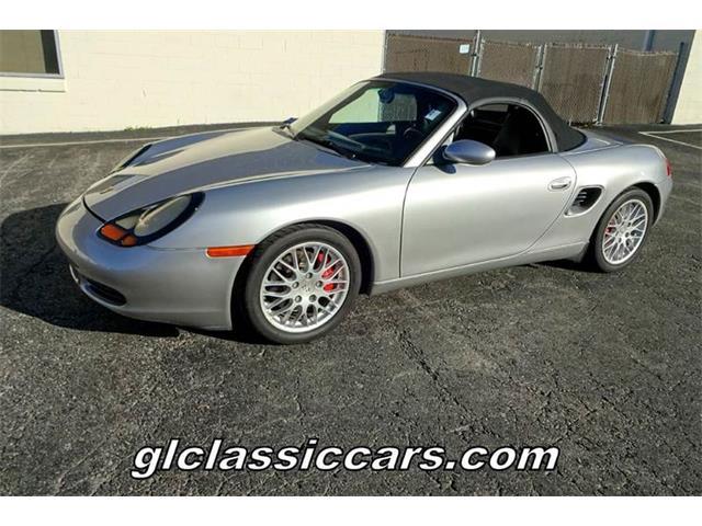 2002 Porsche Boxster | 910302
