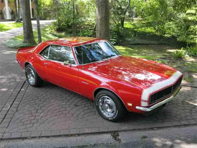 1968 Chevrolet Camaro | 913020