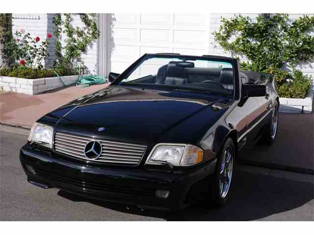 1995 Mercedes-Benz SL600 | 913023