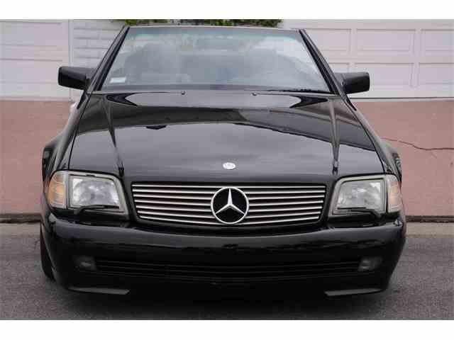1995 Mercedes-Benz SL600 | 913023