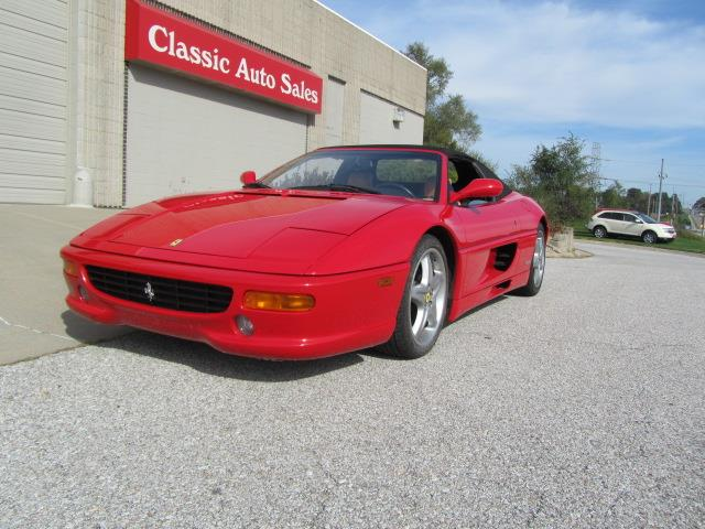 1997 Ferrari F355 Spider 6-speed | 913029