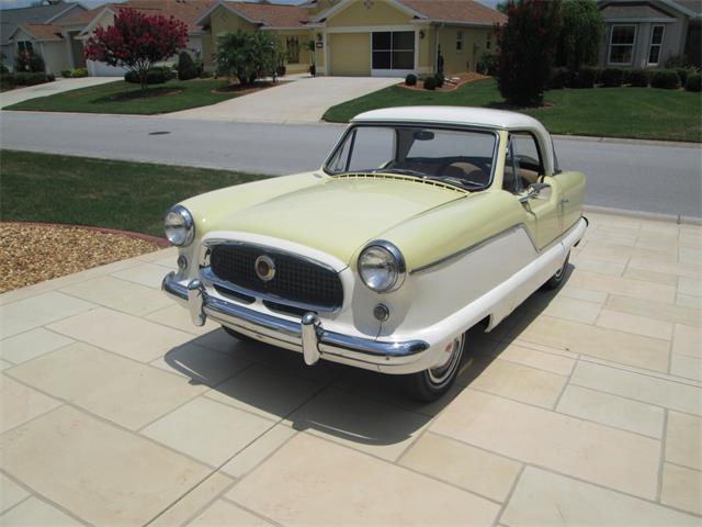 1962 Nash Metropolitan | 913032