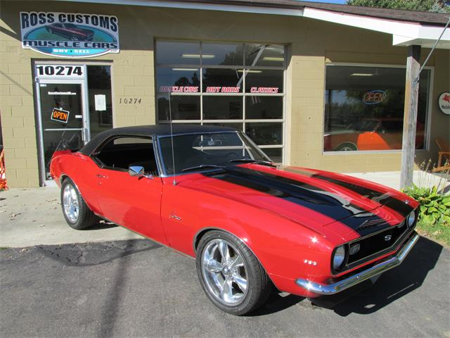 1968 Chevrolet Camaro Ss For Sale On Classiccars Com 38 Available