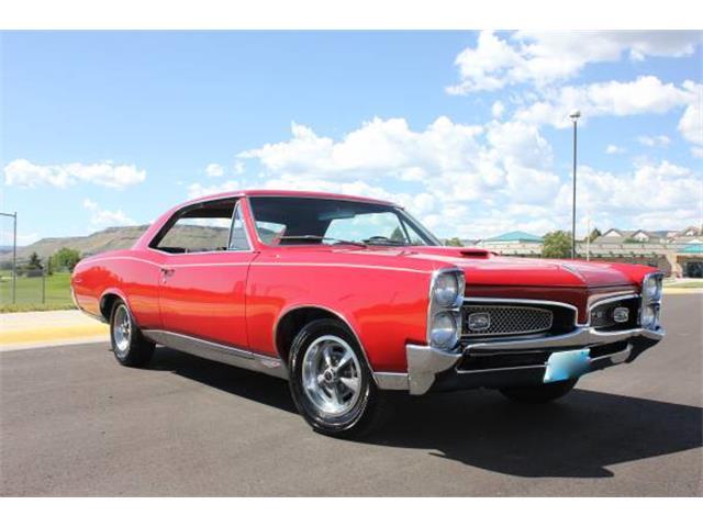 1967 Pontiac GTO | 913055